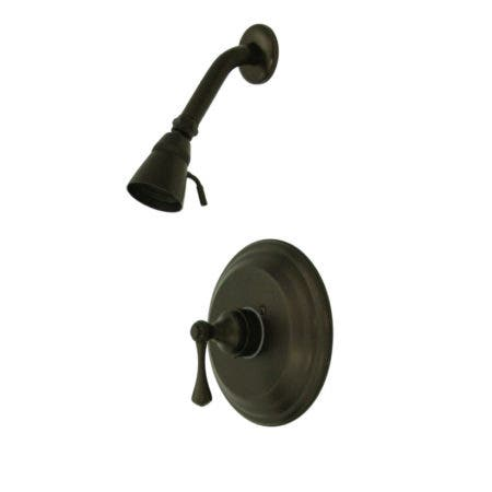 Kingston Brass KB2635BLSO Shower Only, Oil Rubbed Bronze