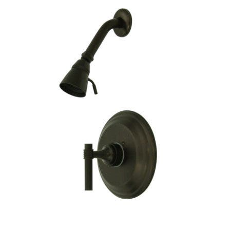 Kingston Brass KB2635MLSO Milano Shower Only, Oil Rubbed Bronze