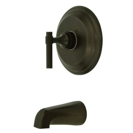 Kingston Brass KB2635MLTO Milano Tub Only, Oil Rubbed Bronze