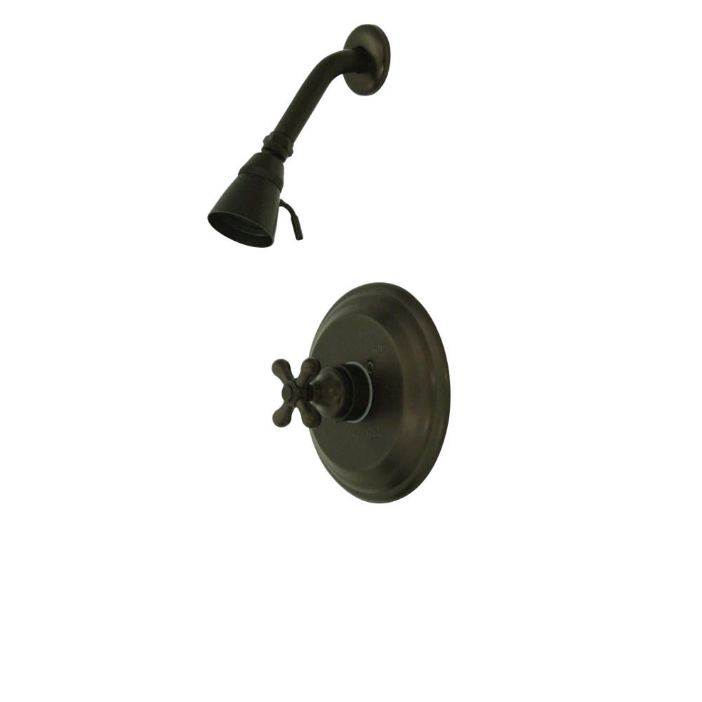 Kingston Brass KB3635AXSO Vintage Shower Only, Oil Rubbed Bronze