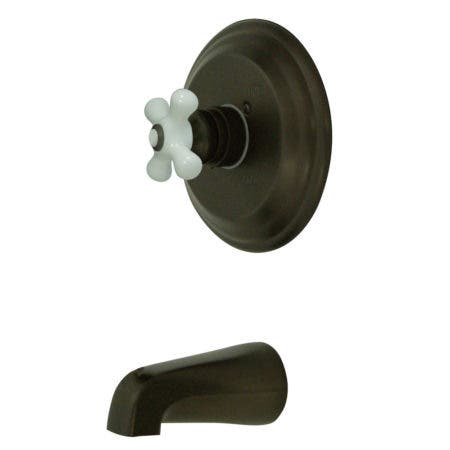 Kingston Brass KB3635PXTO Vintage Tub Only, Oil Rubbed Bronze