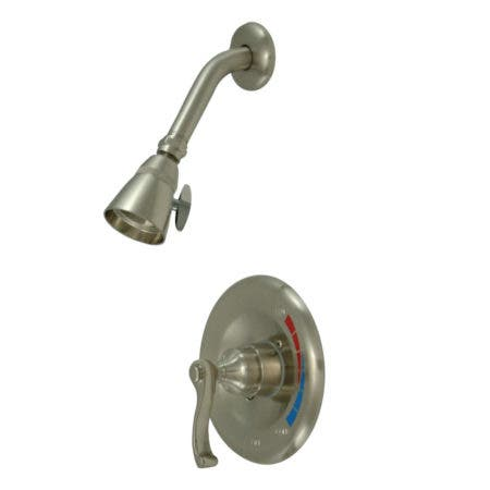 Kingston Brass KB8638FLSO Royale Shower Only, Brushed Nickel