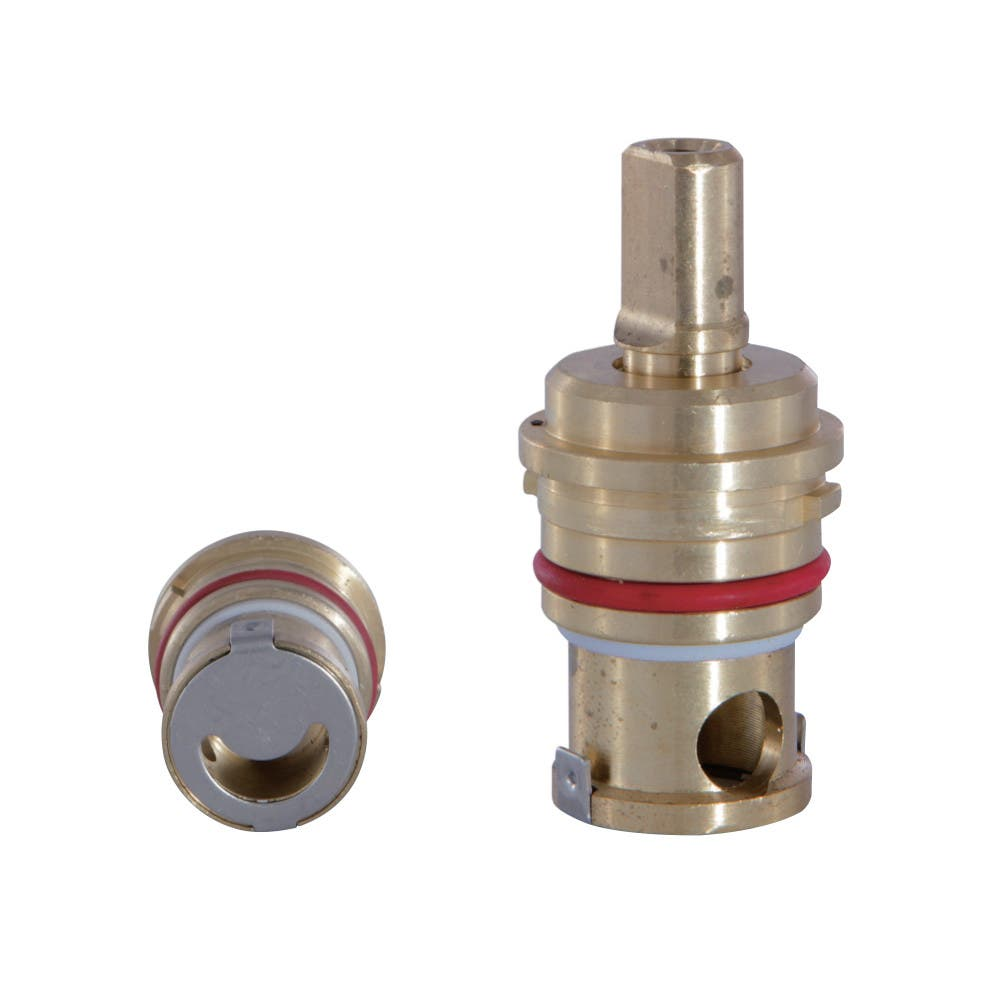 Kingston Brass KBRP131HC Hot Cartridge For 2 Or 3 Handle Tub And Shower Faucet (1 Piece)