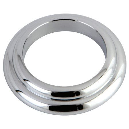 Kingston Brass KBSF911 Spout Flange For KB911, Polished Chrome