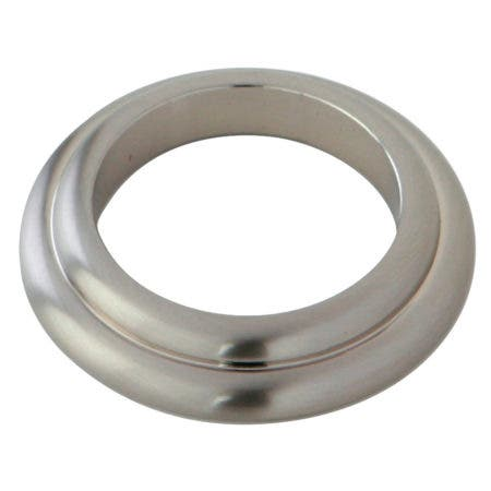 Kingston Brass KBSF918 Spout Flange for KB918, Brushed Nickel