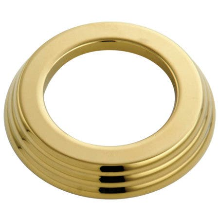 Kingston Brass KBSF982 Spout Flange For KB982, Polished Brass