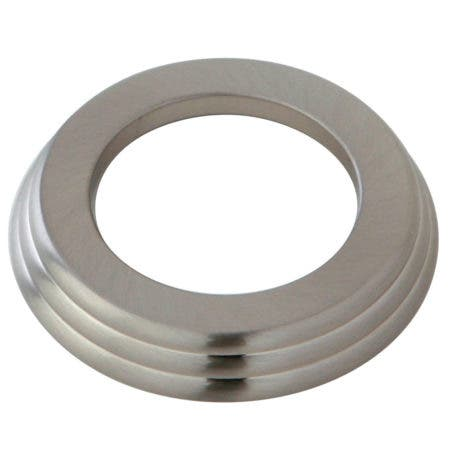 Kingston Brass KBSF988 Spout Flange for KB988, Brushed Nickel