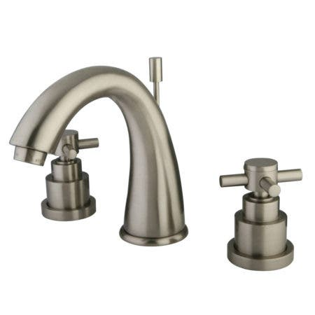 Kingston Brass ABT400-2 Down Spout Faucet, Polished Brass
