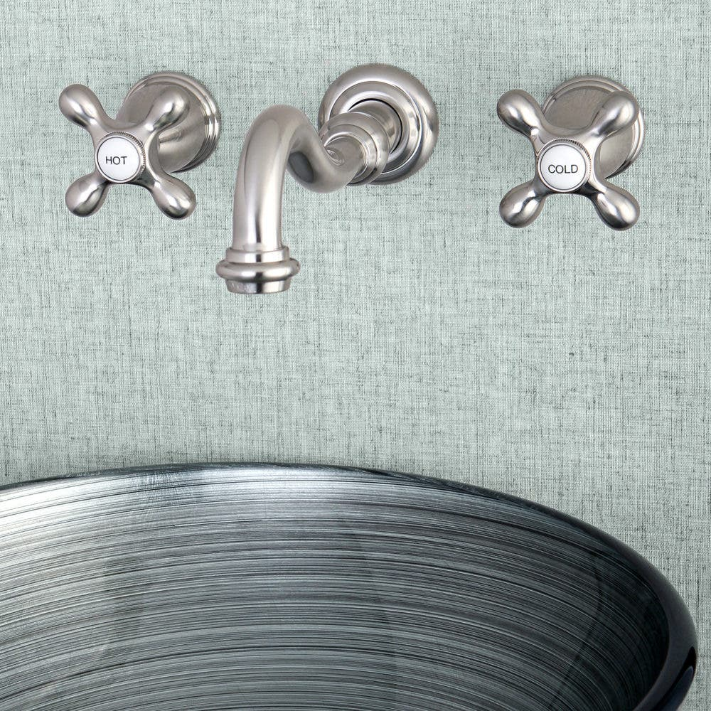 Shawn\'s Top 5 Brushed Nickel Faucets | Kingston Brass