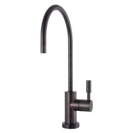Kingston Brass KSAG8195DL Concord Reverse Osmosis System Filtration Water Air Gap Faucet, Oil Rubbed Bronze