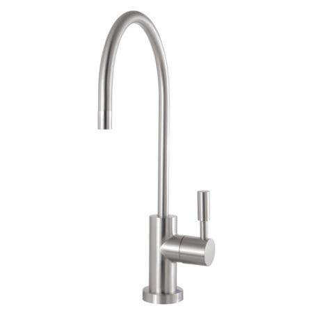 Kingston Brass KSAG8198DL Concord Reverse Osmosis System Filtration Water Air Gap Faucet, Brushed Nickel