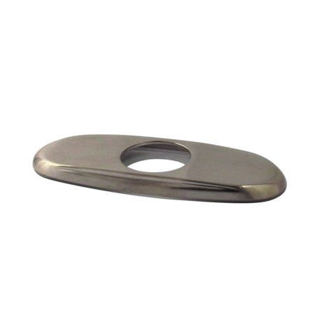 Kingston Brass KSCP8418 Cover Plate for KS8418 8208 8428 8438 8448 8458DL, Brushed Nickel