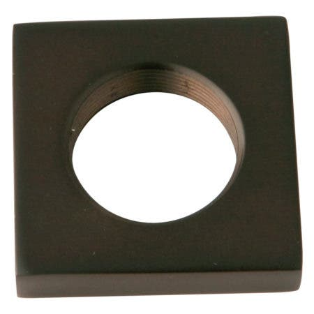 Kingston Brass KSHF2955QLL Executive Square Flange, Oil Rubbed Bronze
