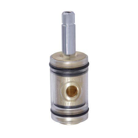 Kingston Brass KSRPT2001DC Diverter Cartridge (1 Piece), Polished Chrome