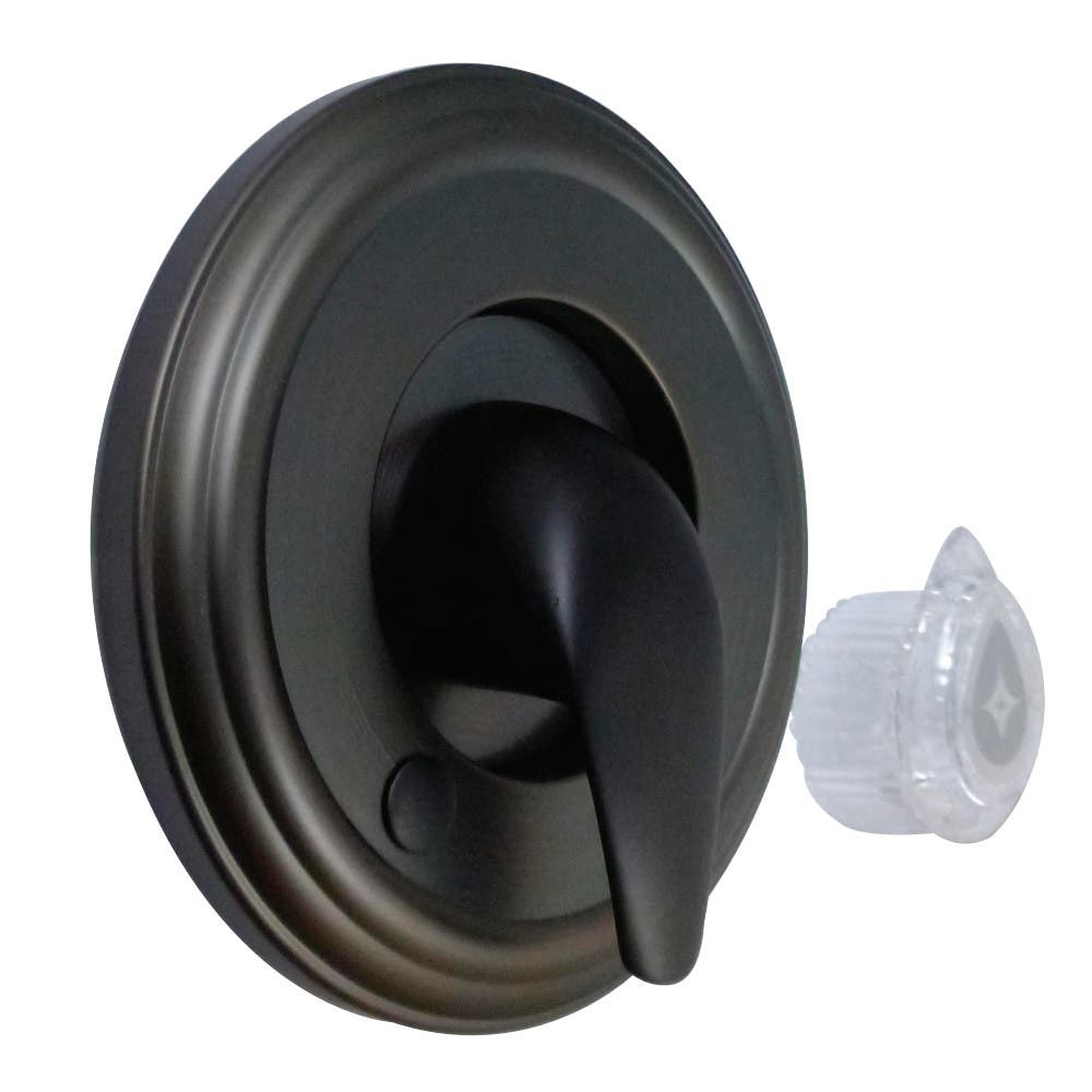 Kingston Brass KT695MT Tub with Shower Trim Kit Fits Moen Tub with Shower Faucet, Oil Rubbed Bronze