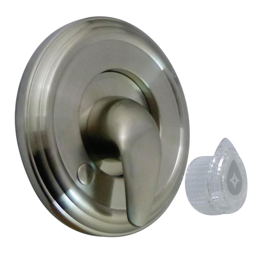 ... Trim Kit Fits Moen Tub With Shower Faucet, Brushed Nickel Return To  Previous Page. Lightbox