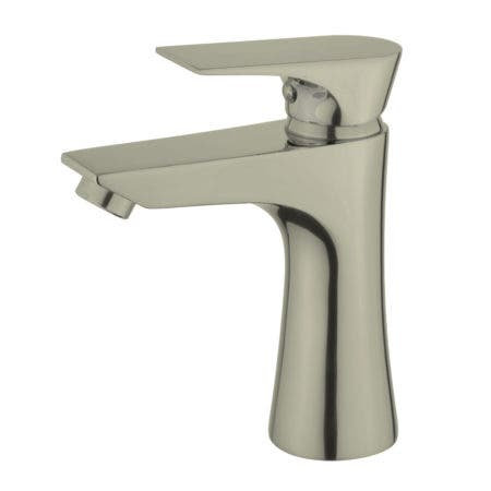 Kingston Brass LS4228XL Single-Handle Bathroom Faucet, Brushed Nickel