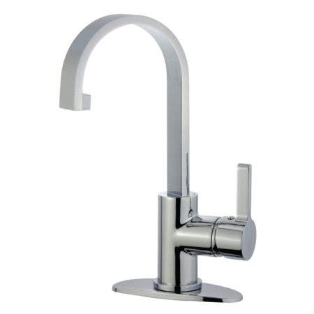 Fauceture LS8211CTL Continental Single-Handle Bathroom Faucet, Polished Chrome