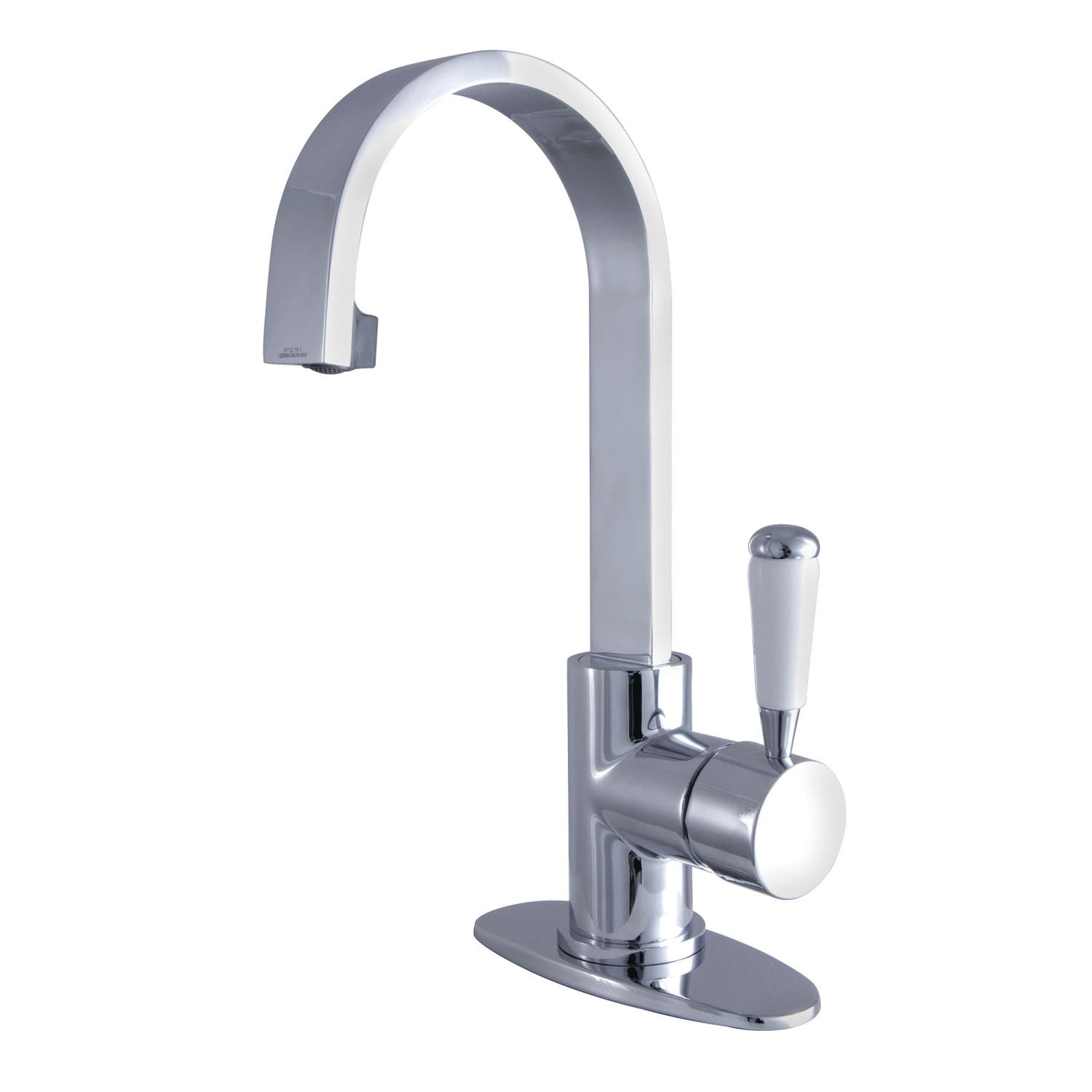 Fauceture Ls8211dpl Paris Single Handle Bathroom Faucet With Deck