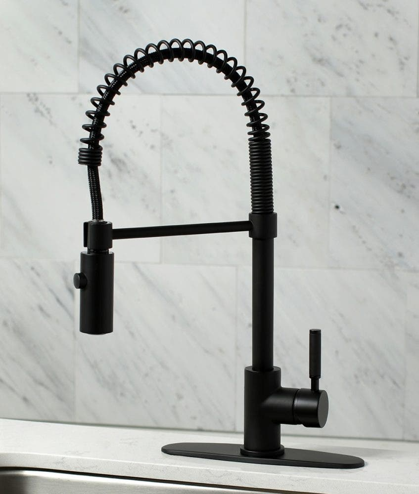 Beau How To Buy The Right Kingston Brass Kitchen Faucet