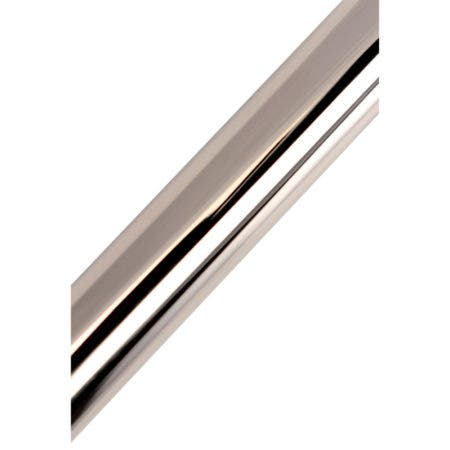 """Kingston Brass SR601 Americana 60-72"""" Adjustable Stainless Steel Tension Shower Curtain Rod, Polished Chrome"""
