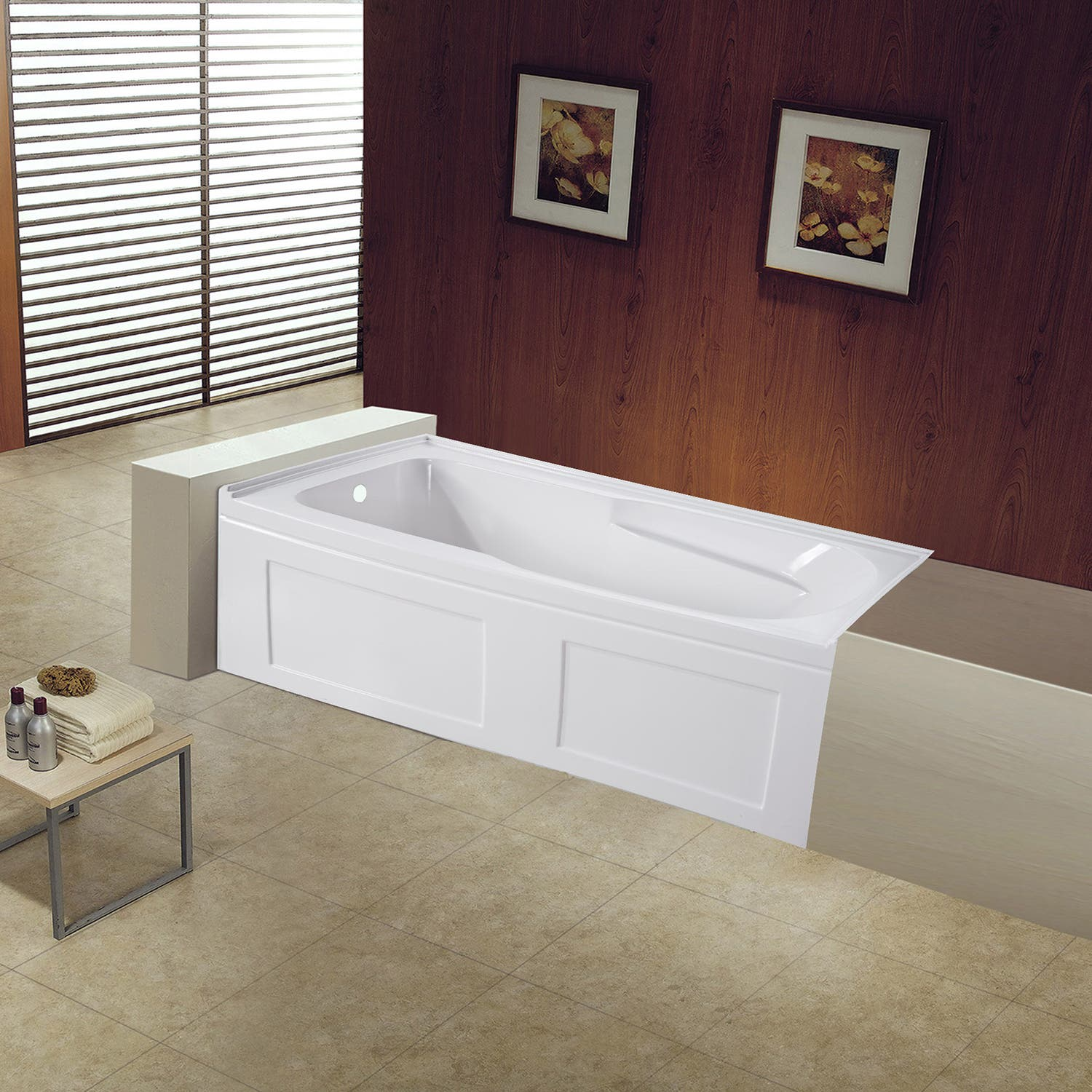 Bathtub Feature 12: VTAP603220CL