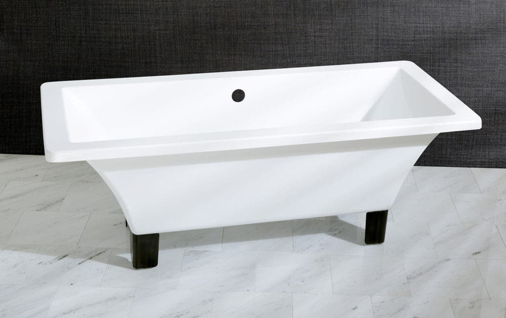 Tips on surrounding your clawfoot tub with the ultimate decor ...