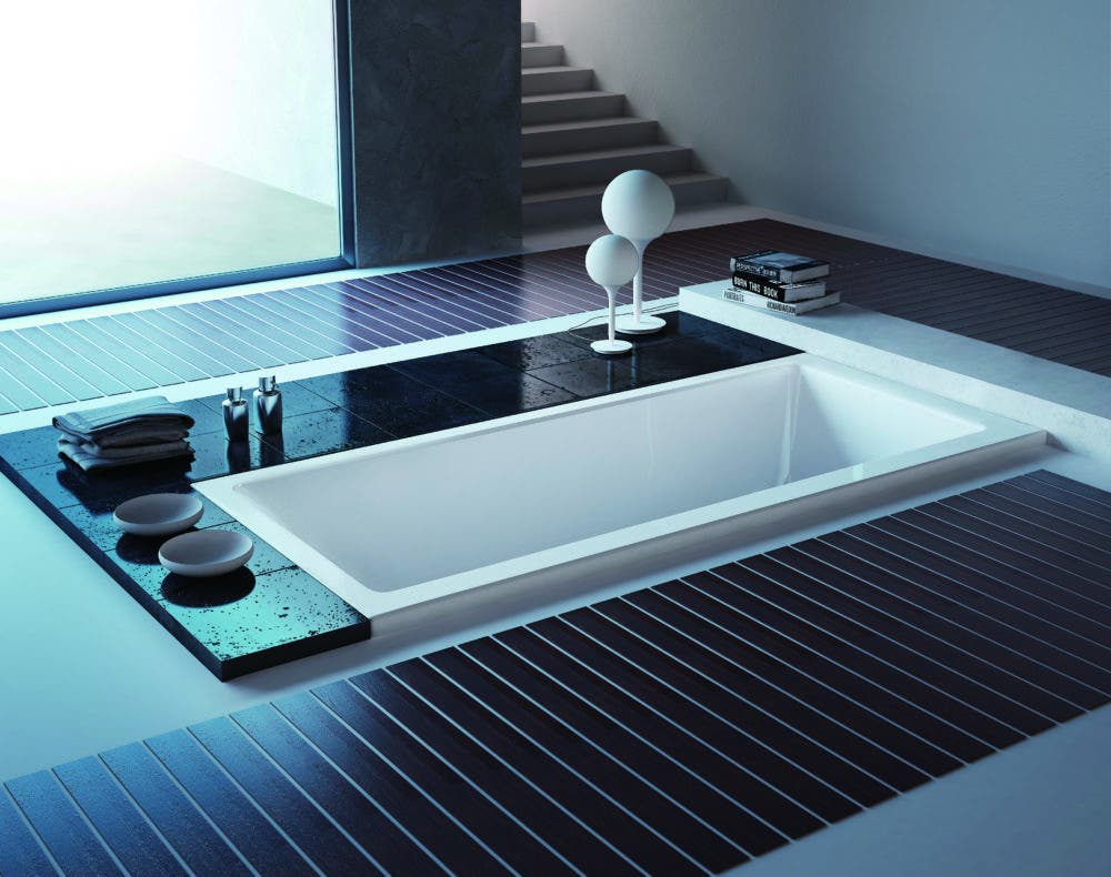 Surrounding your Bathtub with Modern Pieces | Kingston Brass