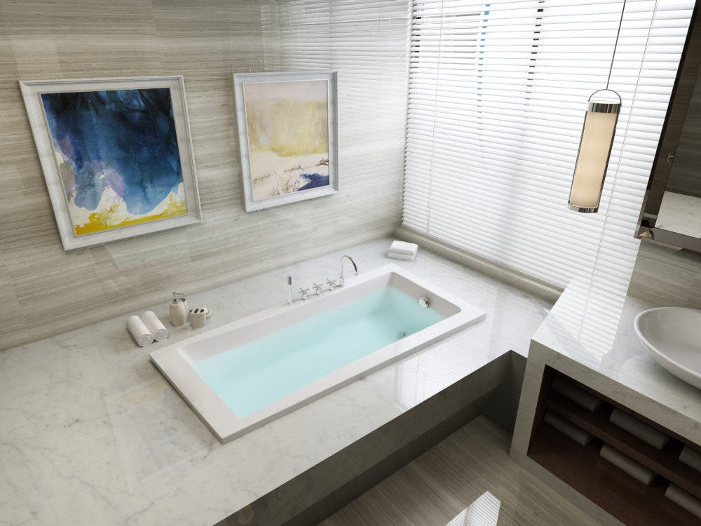 Create a Relaxing Bathroom