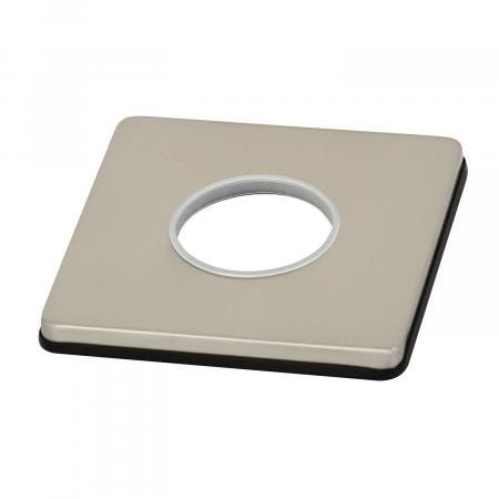 Kingston Brass KSE3048 Escutcheon Plate, Brushed Nickel