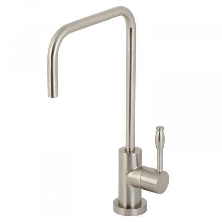 Kingston Brass KS6198NKL Nustudio Single-Handle Cold Water Filtration Faucet, Brushed Nickel
