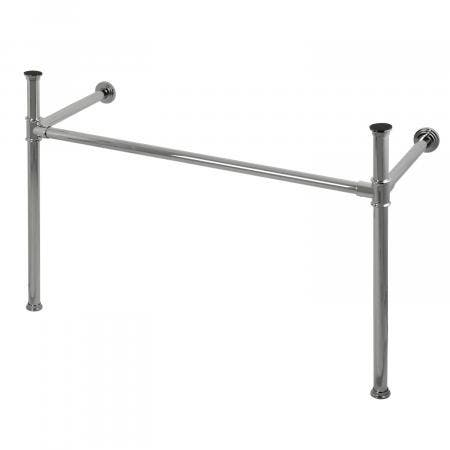 Fauceture VPB14881 Imperial Stainless Steel Console Legs for VPB1488B, Polished Chrome