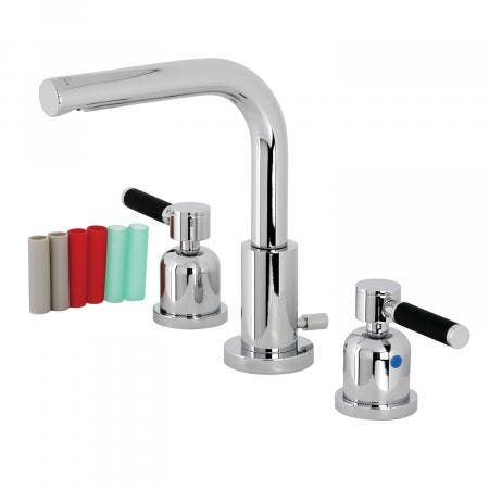 Fauceture FSC8951DKL 8 in. Widespread Bathroom Faucet, Polished Chrome
