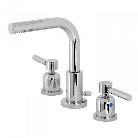 Fauceture FSC8951DL 8 in. Widespread Bathroom Faucet, Polished Chrome