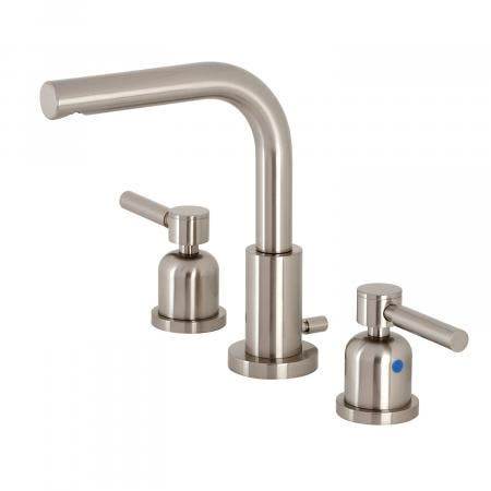 Fauceture FSC8958DL 8 in. Widespread Bathroom Faucet, Brushed Nickel