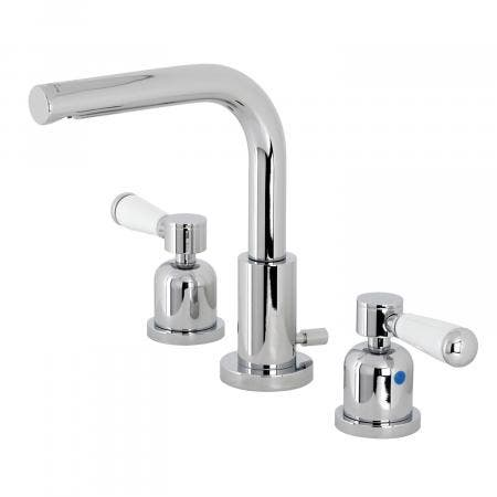 Fauceture FSC8951DPL 8 in. Widespread Bathroom Faucet, Polished Chrome