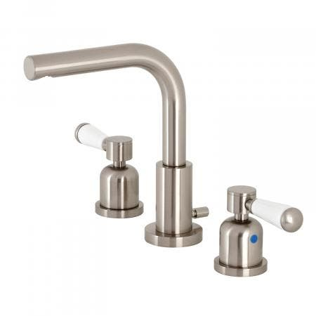 Fauceture FSC8958DPL 8 in. Widespread Bathroom Faucet, Brushed Nickel