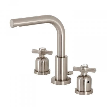 Fauceture FSC8958ZX 8 in. Widespread Bathroom Faucet, Brushed Nickel