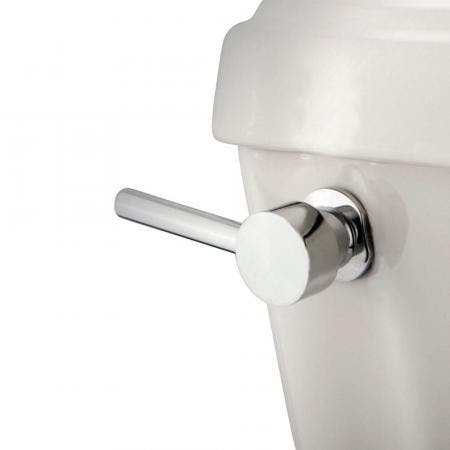 Kingston Brass KTDL1 Concord Toilet Tank Lever, Polished Chrome