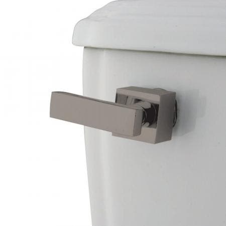 Kingston Brass KTQLL8 Executive Toilet Tank Lever, Brushed Nickel