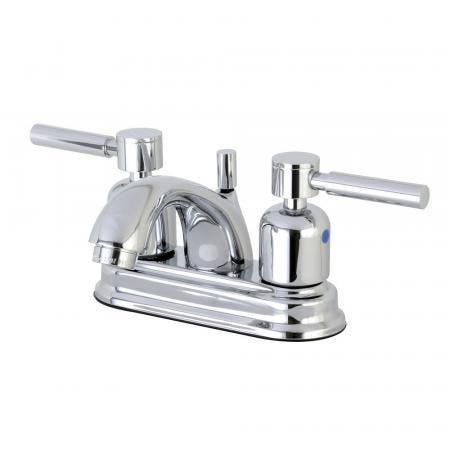 Kingston Brass FB2601DL 4 in. Centerset Bathroom Faucet, Polished Chrome