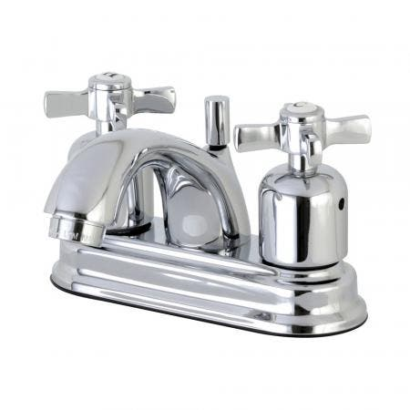 Kingston Brass FB2601ZX 4 in. Centerset Bathroom Faucet, Polished Chrome