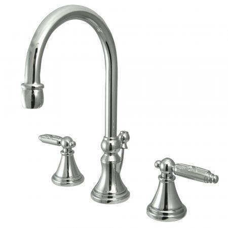 Fauceture FS2981GL 8 in. Widespread Bathroom Faucet, Polished Chrome