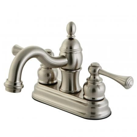 Kingston Brass GKB601PX GKB601PX 4 inch centerset bathroom lavatory faucet