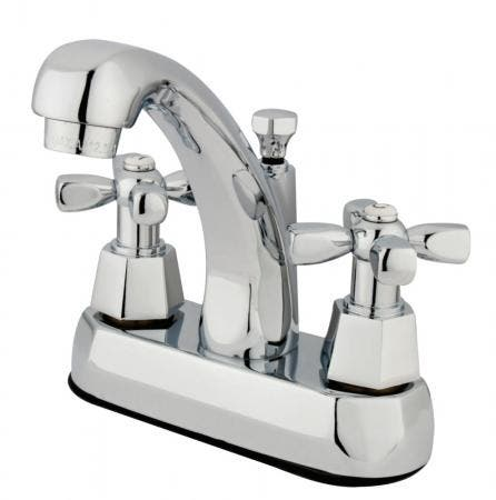 Kingston Brass KB681T Trim Only for Single Handle Shower Faucet