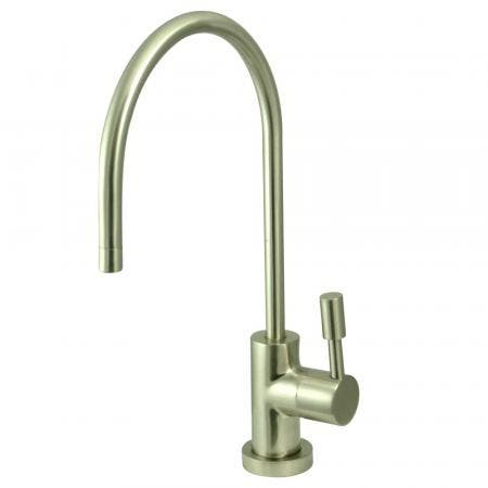 Kingston Brass KS8198DL Concord Single Handle Water Filtration Faucet, Brushed Nickel