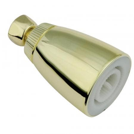 "Kingston Brass K130A2 Showerscape 2-3/8"" Showerhead, Polished Brass"