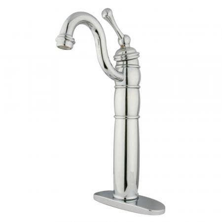 Kingston Brass KB1421BL Vessel Sink Faucet, Polished Chrome