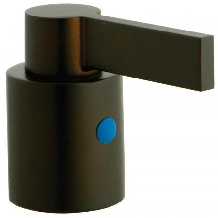 Kingston Brass KBH8965NDLC Nuvofusion Cold Handle, Oil Rubbed Bronze