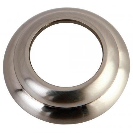 Kingston Brass KBSF1798 Spout Flange With O-Ring For Kb1798 Series, Satin Nickel